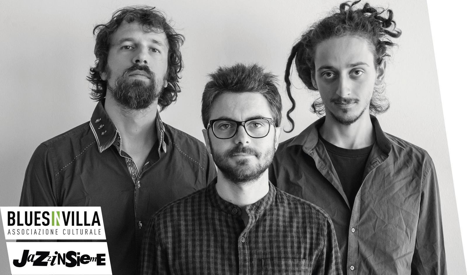 """Gianpaolo Rinaldi Trio - Presentazione Del Nuovo Cd """"Suspension"""""""