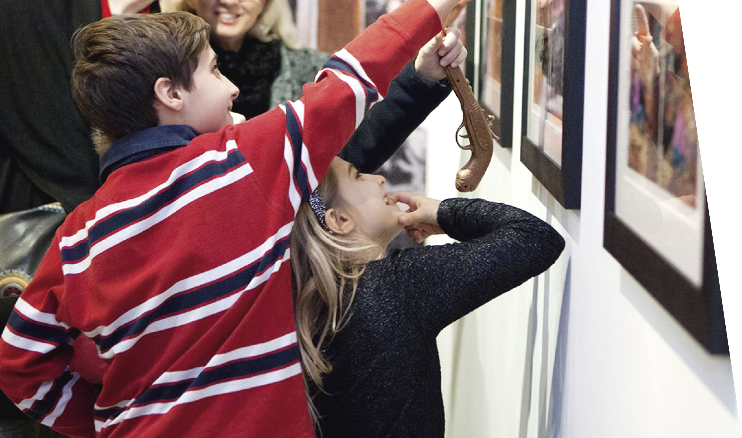 Visita Guidata Per I Bambini (6 - 12 Anni), Visite guidate