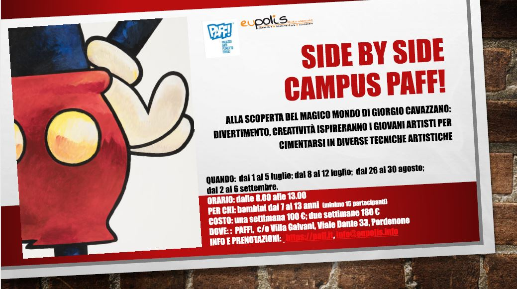 Campus Paff!