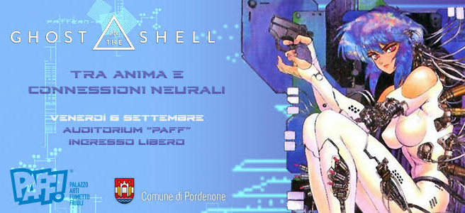 Conferenza Ghost in the Shell