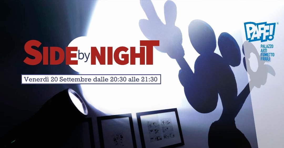 Notte al museo Side by Night