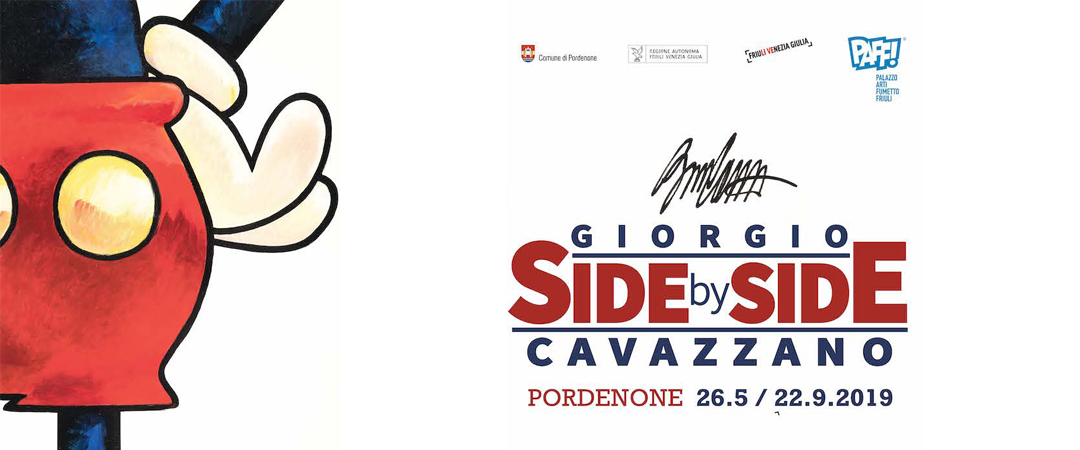 Giorgio Cavazzano: SIDE by SIDE