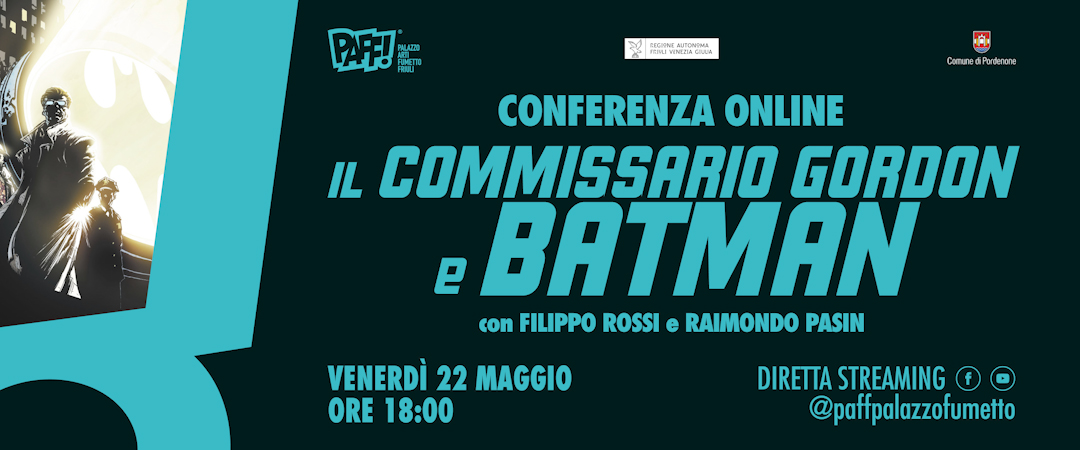 Il Commissario Gordon e Batman