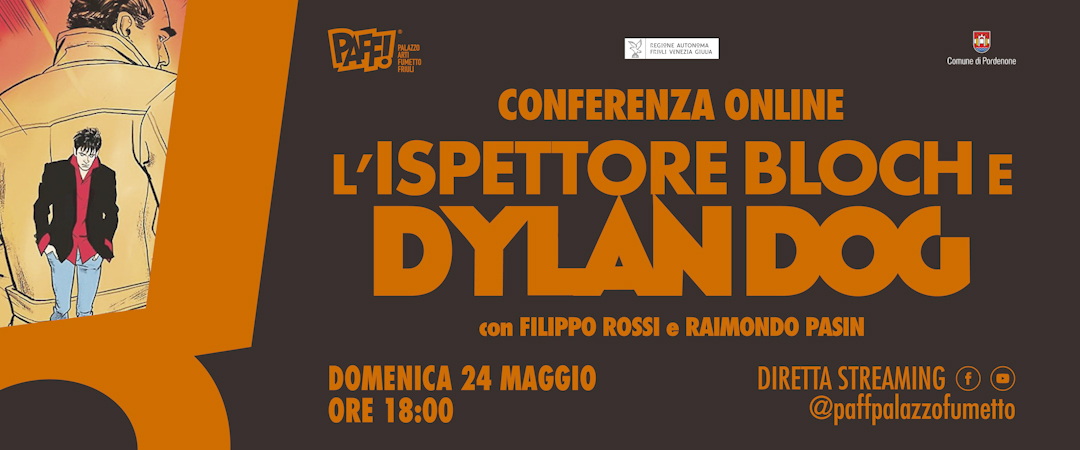 L'Ispettore Bloch e Dylan Dog