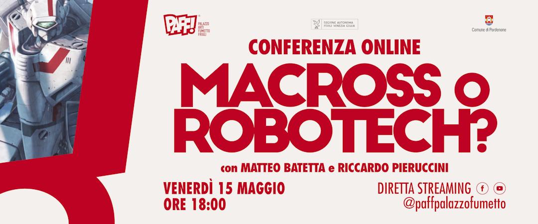 Macross o Robotech?