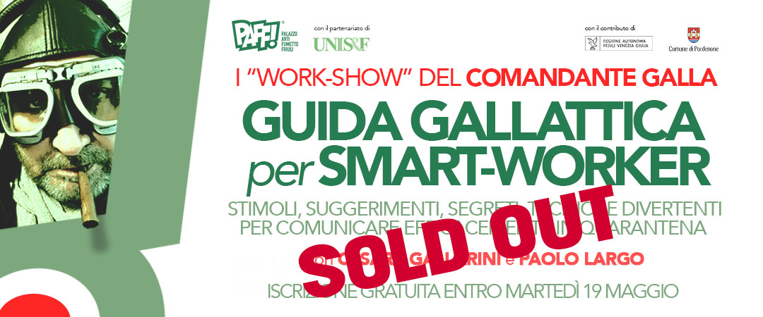 Guida Gallattica per Smart-Worker