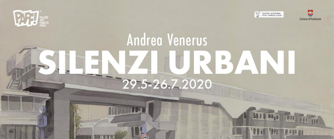 Silenzi Urbani – Andrea Venerus