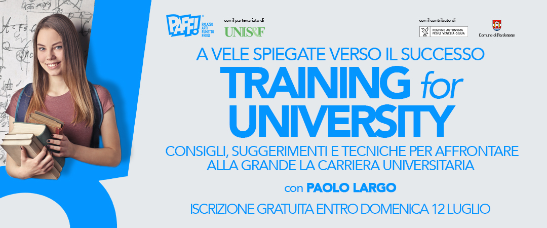 Training for University
