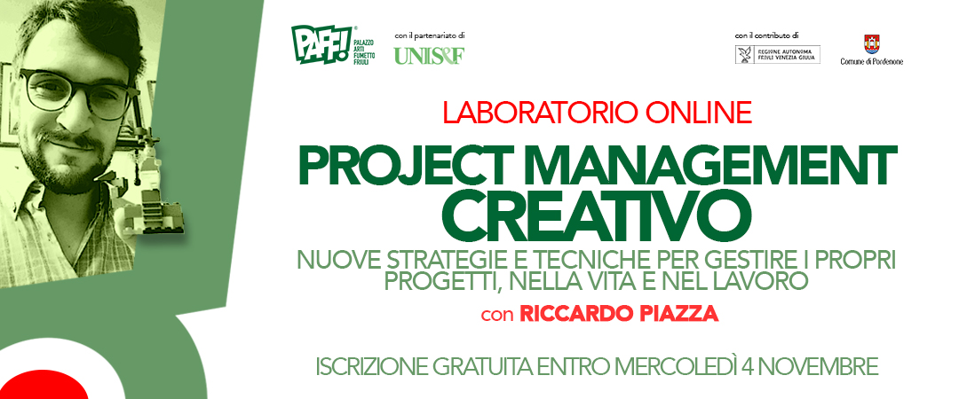 Project Management Creativo
