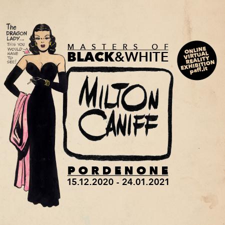 Milton Caniff exhibition