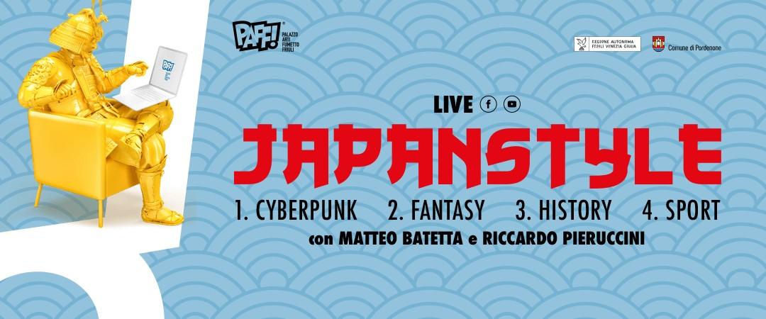 JAPANSTYLE – Cyberpunk, Fantasy, History, Sport