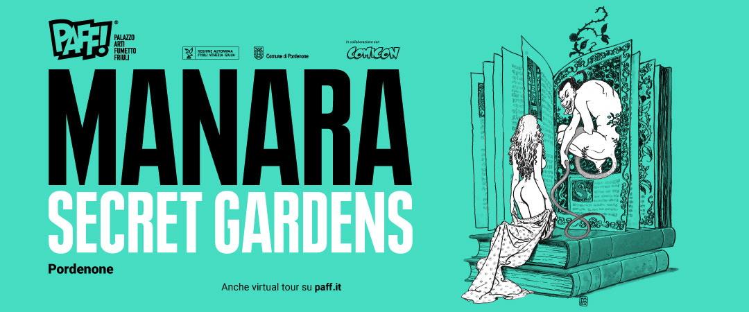 MANARA Secret Gardens