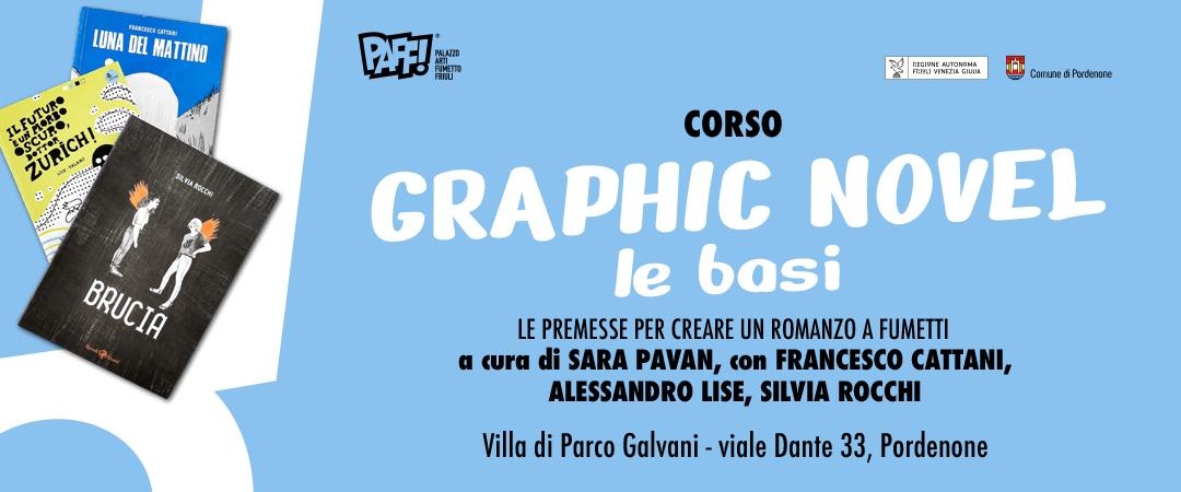 Graphic Novel – Le basi