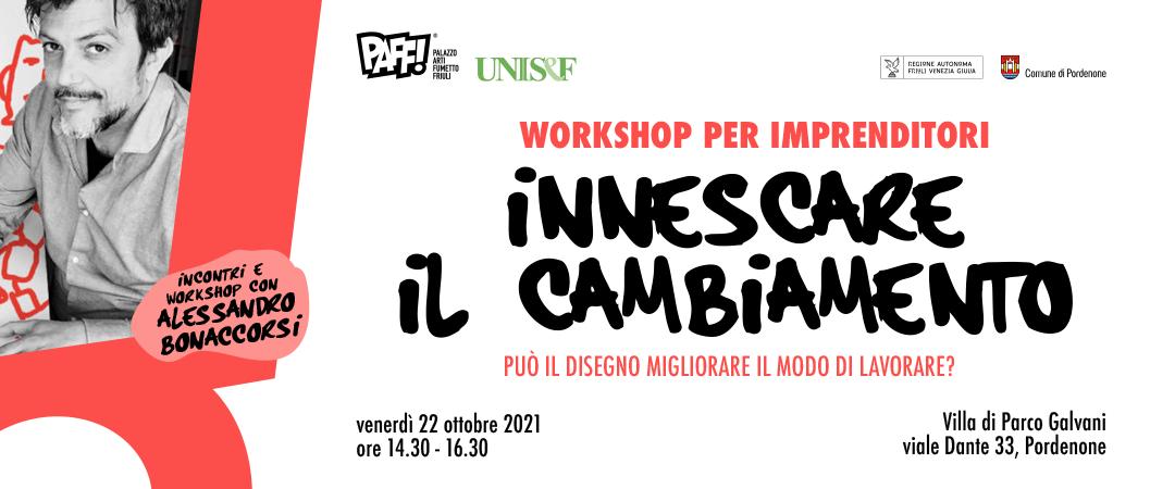 Workshop Innescare il cambiamento